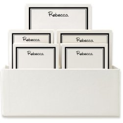 Santa Cruz 7-Tablet Set - White with Linen holder
