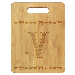Comida Cutting Board - Engraved
