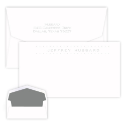 Marquee Chesapeake Card - Embossed