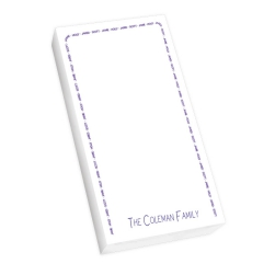 Family Arch Mini List - White REFILL