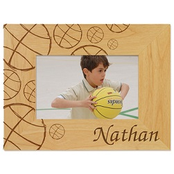 Basketball Picture Frame