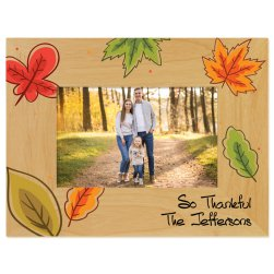 Thankful Picture Frame