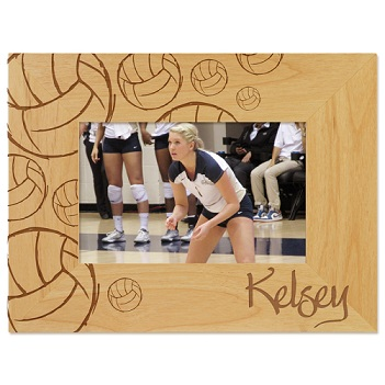 Volleyball Picture Frame