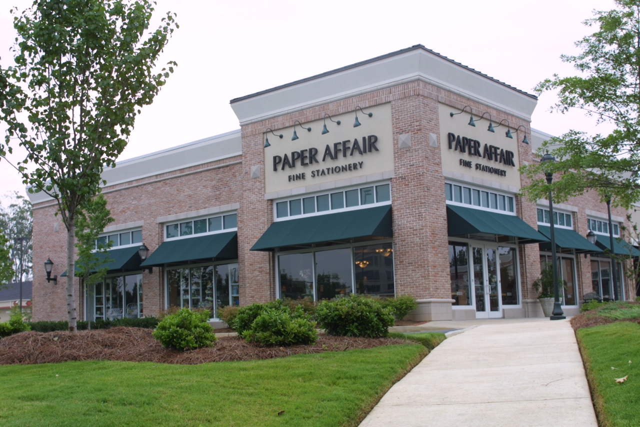 North Point Paper Affair store