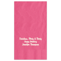 Expression Color Mist Pearl Guest Towel