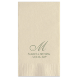 Serenity Color Mist Tint Guest Towel
