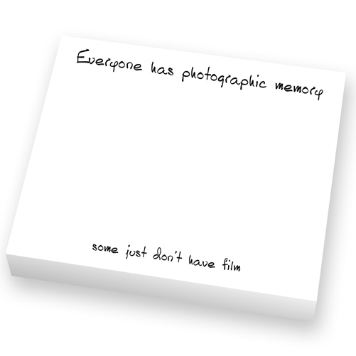Photographic Memory Super Slab